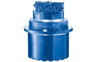 Track drive motors for Hydraulic track drive motor